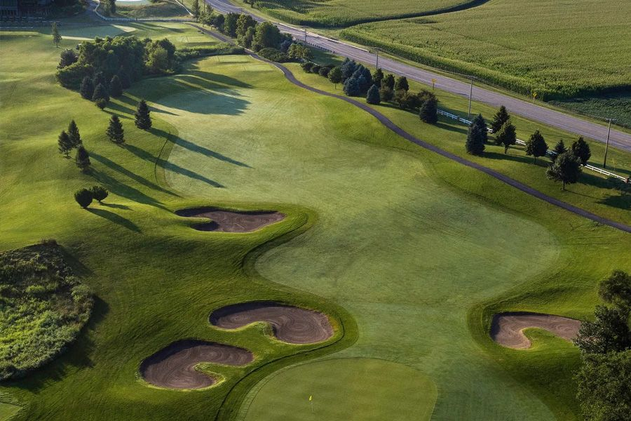 Play Golf at Whitetail Ridge